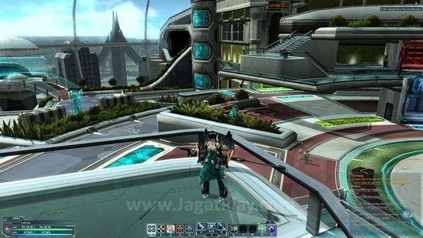 Oracle Fleet, pesawat luar angkasa yang sangat luas