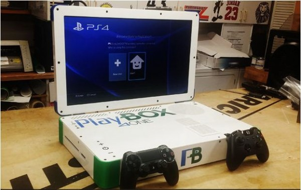 PlayBox - Playstation 4 dan Xbox One di satu mesin yang sama!
