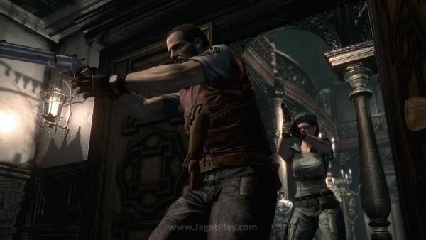 Resident Evil HD Remaster JagatPlay (18)