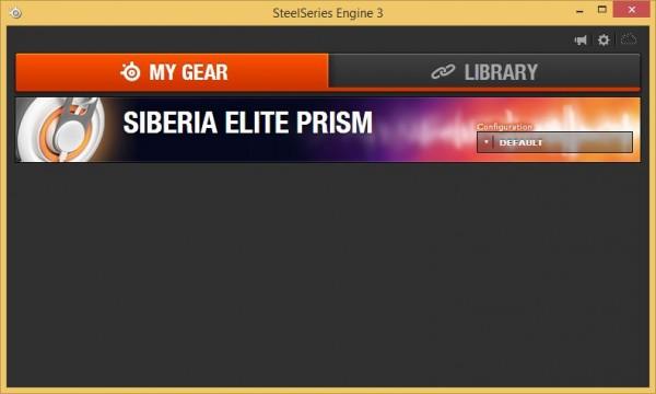Anehnya, ketika kami menghubungkan headset ini, Steelseries Engine 3 justru mengenalinya sebagai Siberia Elite Prism. Namun semua fungsi modifikasi suara yang ada bisa digunakan.