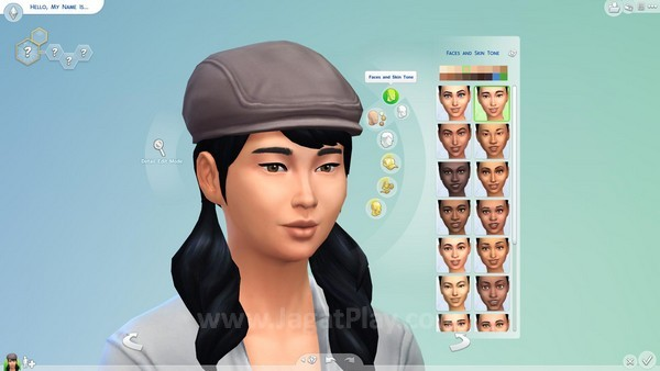 Proses pembuatan Sims baru mendapat penyempurnaan yang patut mendapat acungan jempol.
