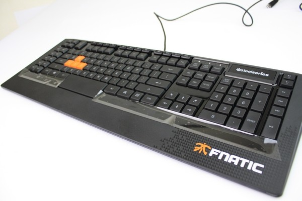 FNATIC tim profesional yang disponsori SteelSeries