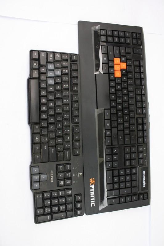 Terlihat APEX Gaming FNATIC Edition terlihat lebih lebar