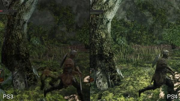 Dark souls 2 - ps 3 vs p4 (15)