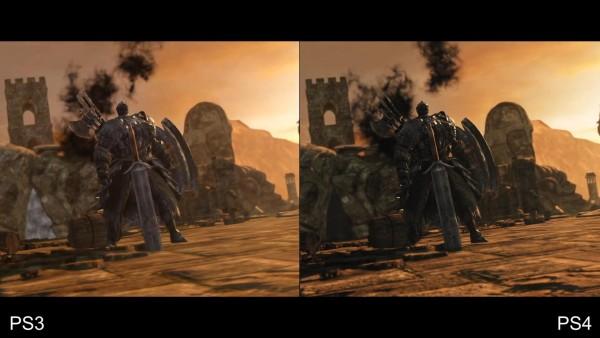 Dark souls 2 - ps 3 vs p4 (18)