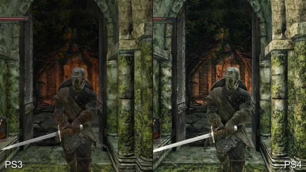 Dark souls 2 - ps 3 vs p4 (5)