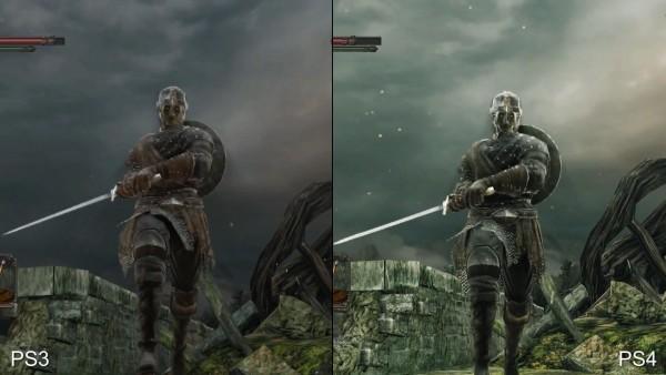 Dark souls 2 - ps 3 vs p4 (8)