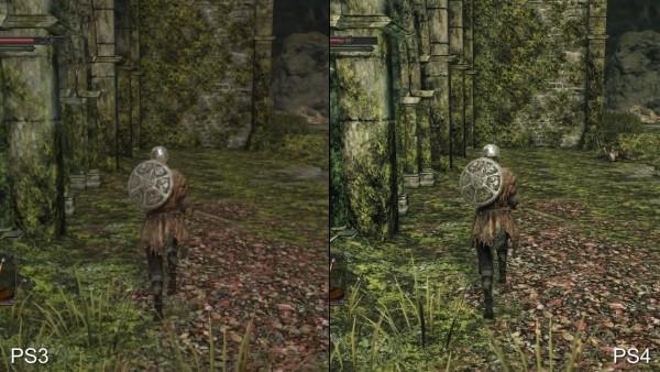 Dark souls 2 - ps 3 vs p4 (9)