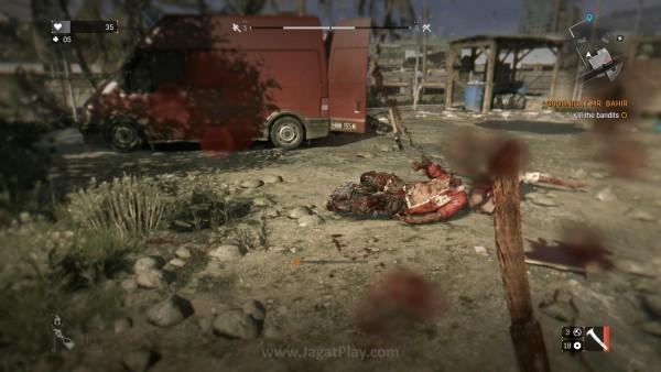 Dying Light mungkin akan terasa sulit di jam-jam awal permainan. Namun seiring dengan level dan skill yang Anda buka, dipadukan kombinasi senjata dari blueprint yang makin beragam, ia akan lebih mudah dinikmati.