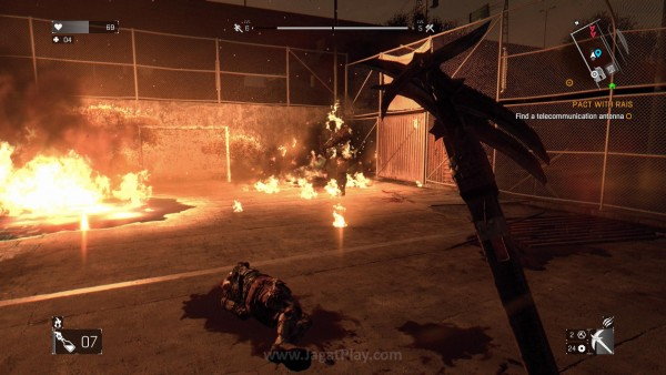 Secara garis besar, Anda bisa menyimpulkan mekanik dasar Dying Light sebagai Dead Island yang disempurnakan.
