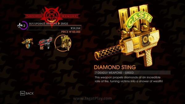 Senjata-senjata yang didasarkan pada 7 Deadly Sins juga tidak seunik yang dibayangkan.