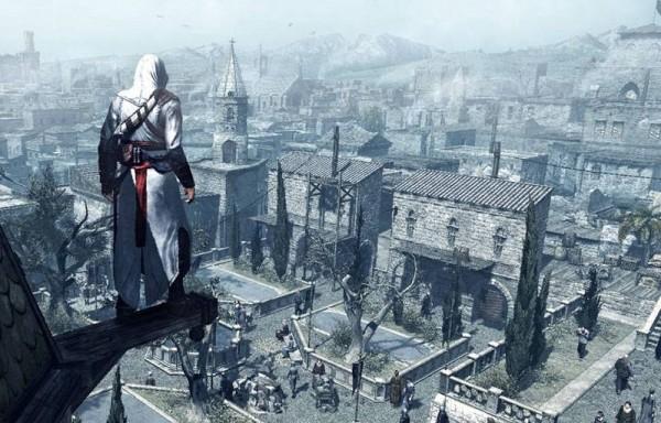 Fisikawan Hitung Logika Leap Of Faith Assassin S Creed Jagat Play