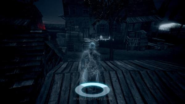 Eagle Vision menjadi satu-satunya senjata untuk mendeteksi keberadaan Assassin lain