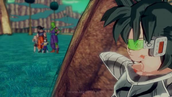 Anda dipanggil untuk membenahi timeline cerita Dragon Ball yang kacau.