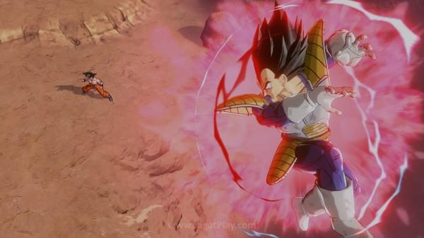 Dragon Ball Xenoverse - part 1 jagatplay