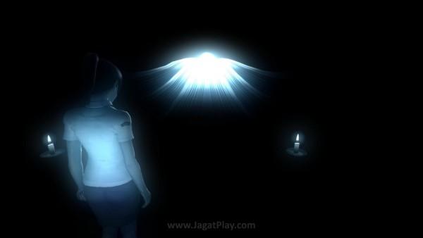 Ketika kalah, Anda akan masuk Limbo. Kejar cahaya untuk meneruskan permainan