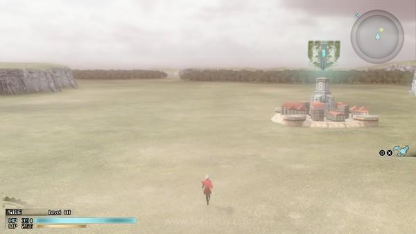 Selain area misi yang biasanya terpotong ke dalam beberapa bagian, mode eksplorasi world map ala game-game RPG lawas juga kembali di sini.