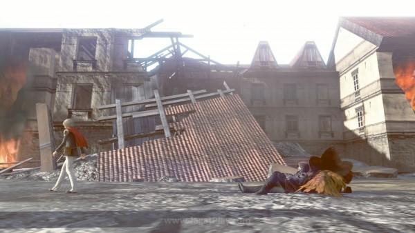 Menjadikan perang sebagai tema utama, FF Type 0 HD menawarkan sensasi yang berbeda dengan game-game FF kebanyakan. Ia lebih gelap dengan brutalitas yang diperlihatkan secara eksplisit.