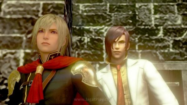 ....Anda berdiri berdampingan dengan karakter NPC di luar Class Zero. Terasa seperti proyek HD Remaster yang hanya berjalan 1/2, semua karakter lain ternyata tidak mengalami perombakan signifikan apapun.