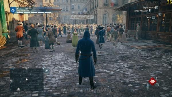 Walaupun menggunakan setting Low, game ini masih indah tampilannya