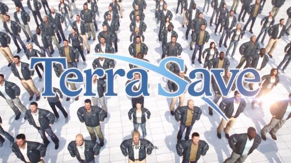 Dengan begitu banyaknya kasus bio-terrorism yang terjadi dunia RE, sebuah organisasi nirlaba bernama Terra Save berkomitmen untuk mencegah dan memerangi setiap darinya.