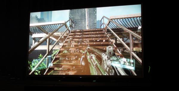 Ia mampu menjalankan Crysis 3 yang sudah di-port ke Android!
