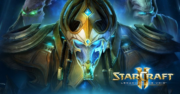 Ekspansi terakhir Starcraft II - Legacy of Void akan meluncur 10 November 2015 mendatang.