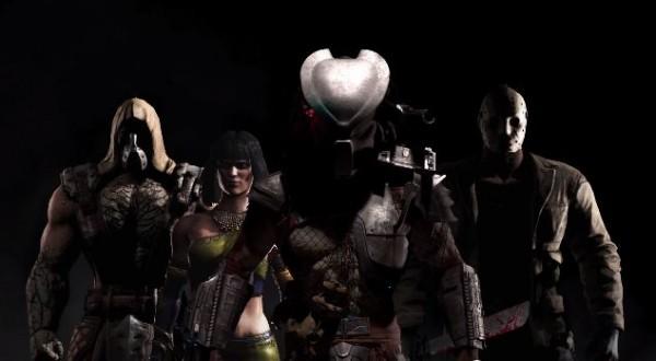 4 karakter dari Kombat Pack akhirnya dibuka ke publik: Tremor, Tanya, Predator, dan Jason.