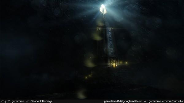 Fans membuat ulang indahnya dunia Bioshock dengan engine milik Crytek - CryEngine.
