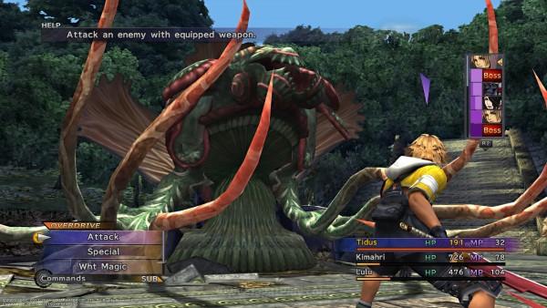 Peningkatan visual yang ditawarkan memang tidak sedrastis Type-0 HD dengan blur dan dof-nya. Namun peningkatan visual memang bisa Anda rasakan sejak pertama kali game ini berjalan di Playstation 4 Anda.