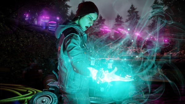 Infamous: Second Son dipastikan gratis untuk gamer pelanggan PS Plus di bulan September.