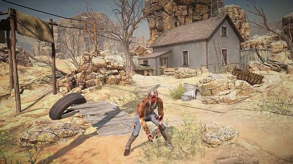 Vertigo Games memperkenalkan game terbaru mereka untuk produk VR dari Steam - Arizona Sunshine.