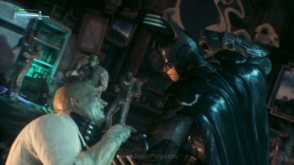 "Menanggapi masih banyak gamer yang terus berusaha mencari ""ruangan rahasia"" untuk membongkar rahasia seri selanjutnya, Rocksteady menegaskan kembali Arkham Knight adalah yang terakhir."
