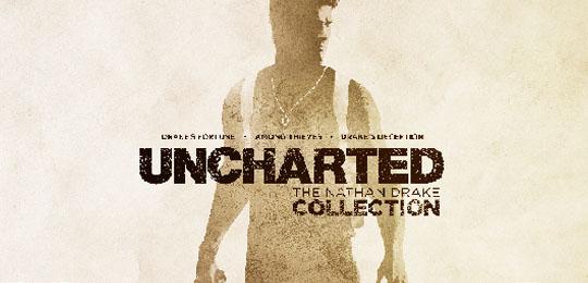 """Sony """"tidak sengaja"""" membocorkan Uncharted: The Nathan Drake Collection yang berisikan tiga game Uncharted sebelumnya. Besar kemungkinan, ia akan meluncur untuk Playstation 4."""