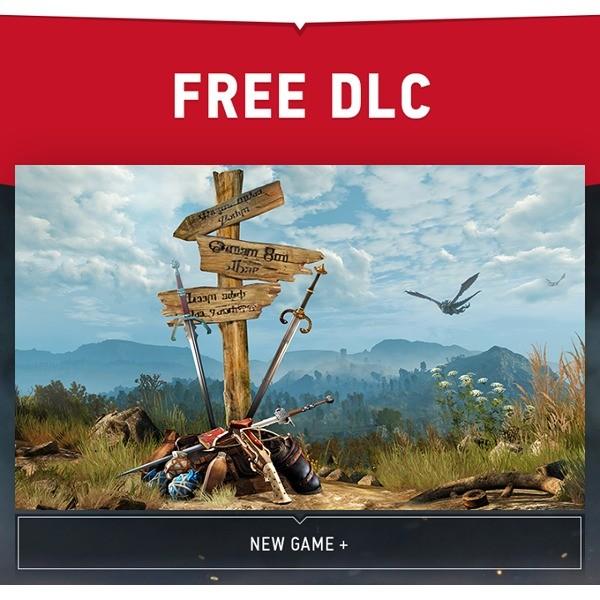 """CD Projekt Red mengkonfirmasikan bahwa DLC gratis terakhir untuk The Witcher 3: Wild Hunt adalah mode """"New Game +""""!"""