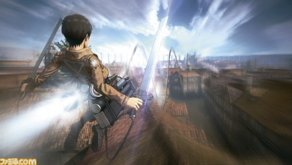 attack on titan omega force1