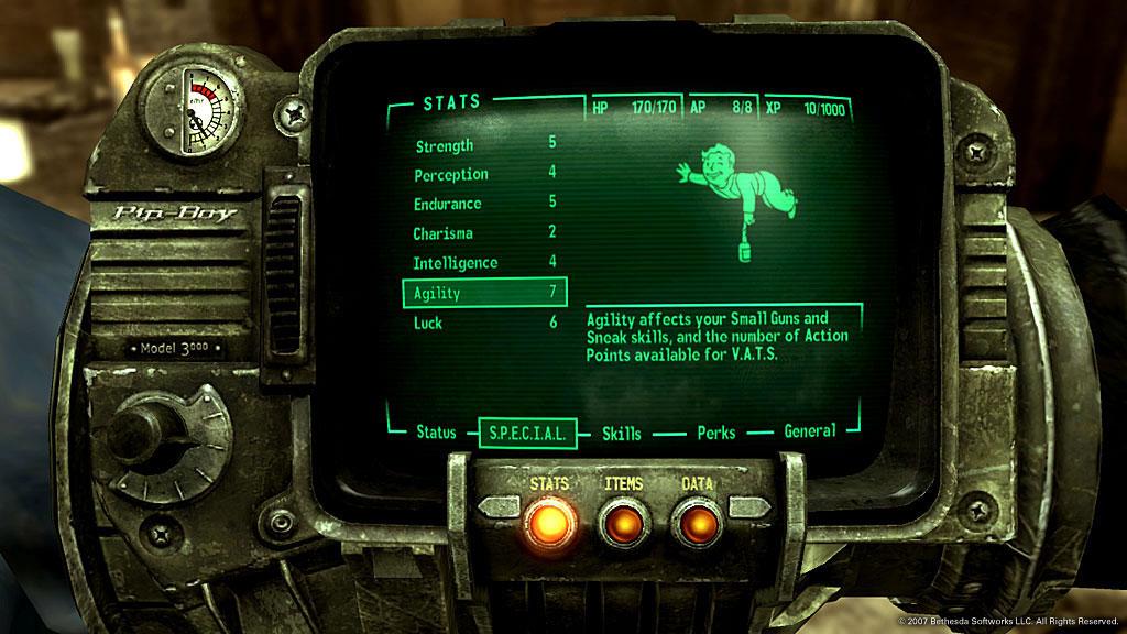 Fallout 3 как сделать на весь экран