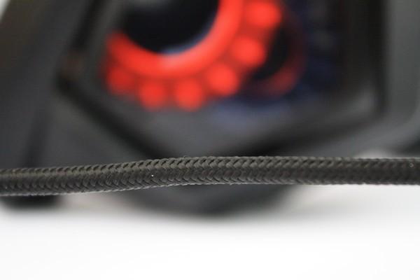 Braided Cable menjamin kekuatan dan keamanan kabel