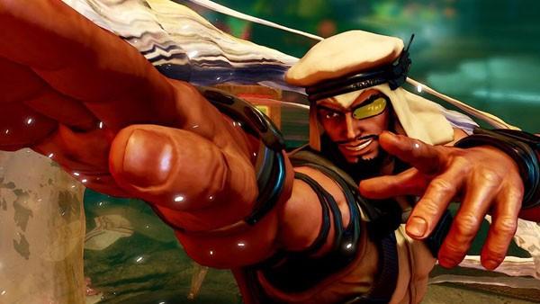 Tak hanya Tekken 7, Capcom juga mengumumkan hadirnya karakter original yang berasal dari Timur Tengah untuk Street Fighter V - Rashid.