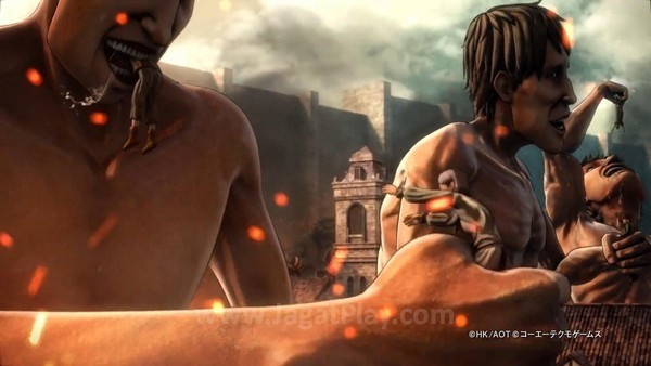 Attack on Titan 2nd trailer (1)