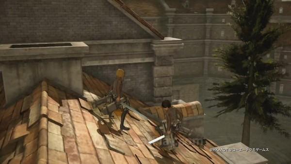 Attack on Titan 2nd trailer (9)