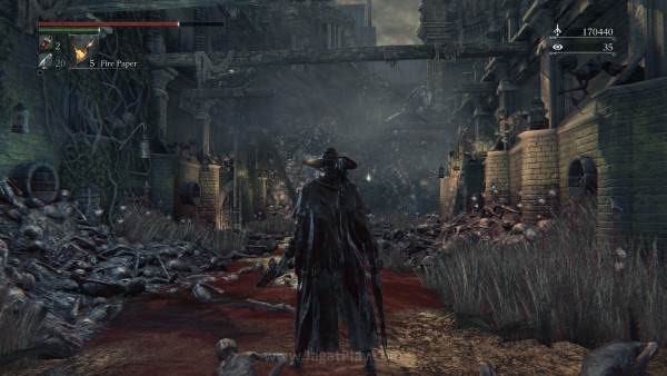 Bloodborne The Old Hunters (30)
