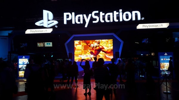 Booth PlayStation