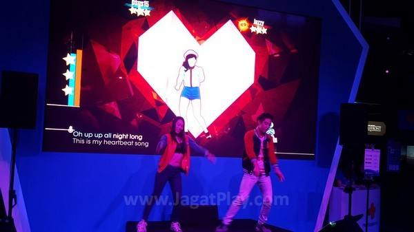 Stage Show Just Dance 2016