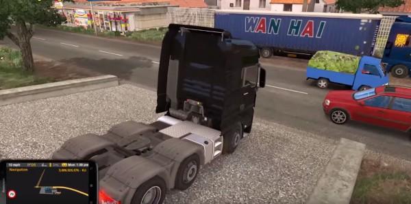Jelajahi Sukabumi dengan Mod Euro Truck Simulator 2!