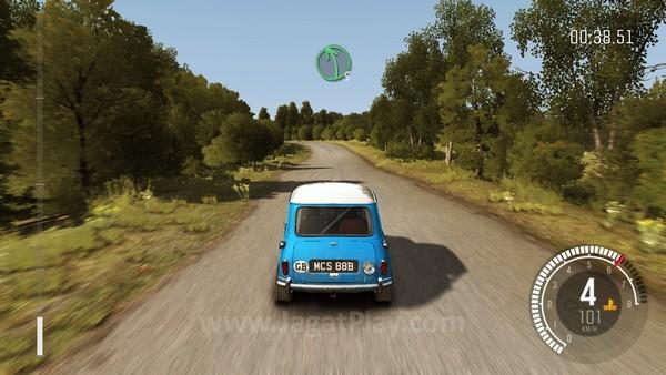 DiRT Rally menggabungkan kesulitan tinggi dan simulasi balapan rally
