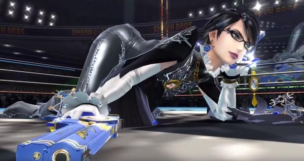 Setelah Cloud dari FF VII, Super Smash Bros akan kedatangan sang penyihir sensual - Bayonetta!