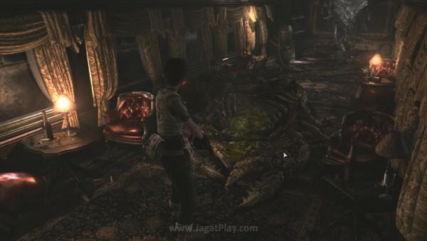 """Zombie, anjing, makhluk raksasa, tak ada opsi untuk mati """"tenang"""" di game ini."""