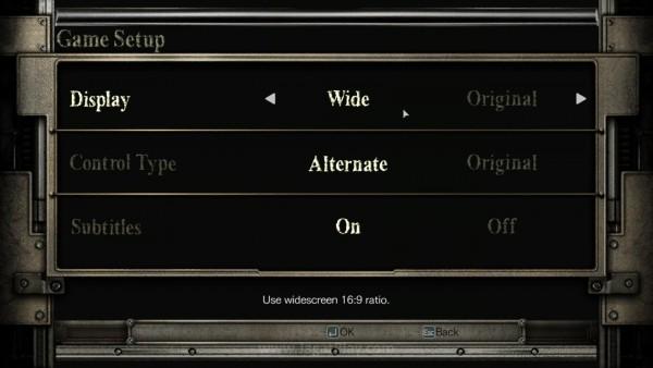 Ekstra opsi untuk membantu gamer pendatang baru untuk terbiasa, apalagi mengingat sistem gerak klasiknya yang unik.