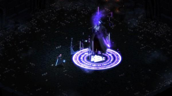 Mengkombinasikan mekanik dan tingkat kesulitan Dark Souls dengan sistem looting ala Diablo, EITR terlihat sangat menarik.
